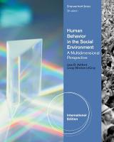 Human Behavior in the Social Environment: A Multidimensional Perspective, International Edition (Paperback)