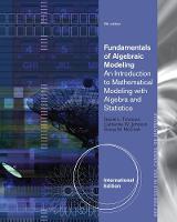 Fundamentals of Algebraic Modeling, International Edition (Paperback)