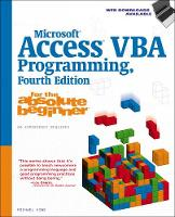 Microsoft (R) Access VBA Programming for the Absolute Beginner