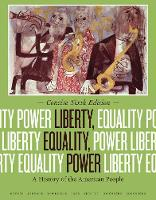 Liberty, Equality, Power: A History of the American People, Concise Edition (Paperback)