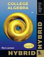 College Algebra, Hybrid Edition (with WebAssign - Start Smart Guide for Students)