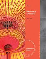 Precalculus with Limits, International Edition (Paperback)