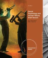 Social Psychology and Human Nature, Brief International Edition (Paperback)