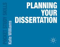 Planning Your Dissertation - Pocket Study Skills (Paperback)