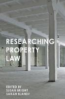 Researching Property Law (Paperback)