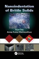 Nanoindentation of Brittle Solids (Paperback)