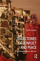 Trajectories of Conflict and Peace: Jerusalem and Belfast Since 1994 - Planning, History and Environment Series (Paperback)