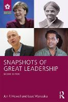 Snapshots of Great Leadership - Leadership: Research and Practice (Paperback)