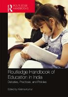 Routledge Handbook of Education in India: Debates, Practices, and Policies (Hardback)