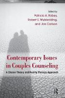 Contemporary Issues in Couples Counseling