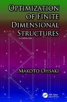 Optimization of Finite Dimensional Structures (Paperback)