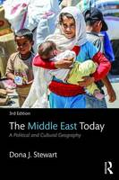 The Middle East Today: A Political and Cultural Geography (Paperback)