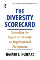 The Diversity Scorecard (Hardback)