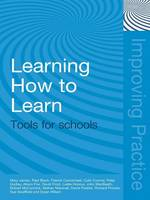 Learning How to Learn: Tools for Schools - Improving Practice TLRP (Hardback)