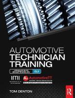 Automotive Technician Training: Entry Level 3: Introduction to Light Vehicle Technology (Hardback)