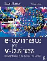 E-Commerce and V-Business (Hardback)