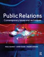 Public Relations (Hardback)