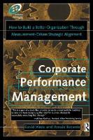 Corporate Performance Management (Hardback)