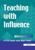 Teaching with Influence (Hardback)