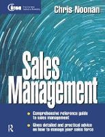 Sales Management (Hardback)