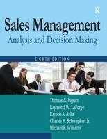Sales Management: Analysis and Decision Making (Hardback)