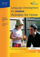 Language Development for Science: Activities for Home (Hardback)