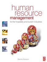 Human Resource Management for the Hospitality and Tourism Industries (Hardback)