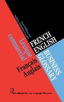French/English Business Glossary (Hardback)