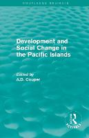 : Development and Social Change in the Pacific Islands (1989) (Paperback)