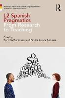 L2 Spanish Pragmatics