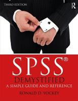 SPSS Demystified