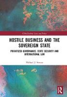 Hostile Business and the Sovereign State