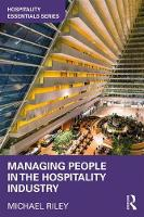 Managing People in the Hospitality Industry - Hospitality Essentials Series (Paperback)