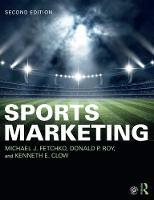 Sports Marketing: International Student Edition (Paperback)
