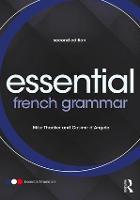 Essential French Grammar - Essential Language Grammars (Paperback)