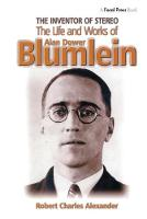 The Inventor of Stereo: The Life and Works of Alan Dower Blumlein (Hardback)