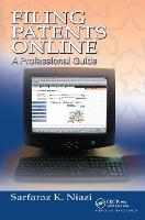 Filing Patents Online: A Professional Guide (Hardback)