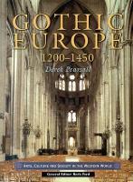 Gothic Europe 1200-1450 (Hardback)