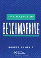 The Basics of Benchmarking (Hardback)