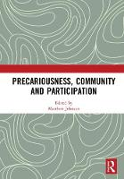 Precariousness, Community and Participation (Hardback)