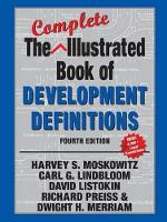 The Complete Illustrated Book of Development Definitions (Paperback)