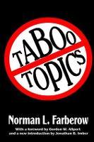 Taboo Topics (Hardback)