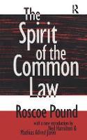 The Spirit of the Common Law (Hardback)