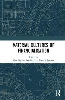 Material Cultures of Financialisation (Hardback)