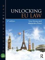 Unlocking EU Law - Unlocking the Law (Paperback)