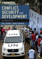 Conflict, Security and Development: An Introduction (Paperback)