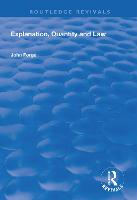 Explanation, Quantity and Law - Routledge Revivals (Hardback)