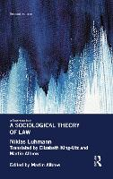 A Sociological Theory of Law (Paperback)