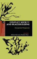 Conflict Society and Peacebuilding: Comparative Perspectives (Paperback)