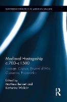 Medieval Hostageship c.700-c.1500: Hostage, Captive, Prisoner of War, Guarantee, Peacemaker - Routledge Research in Medieval Studies (Hardback)
